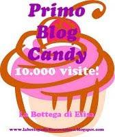 """Blog Candy """"la bottega di Elisa"""""""