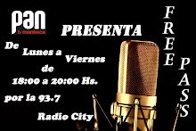 Escuchanos en vivo por la 93.7 Radio City