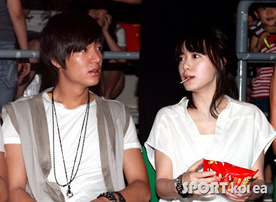 Goo Hye Sun Dating Lee Min Ho