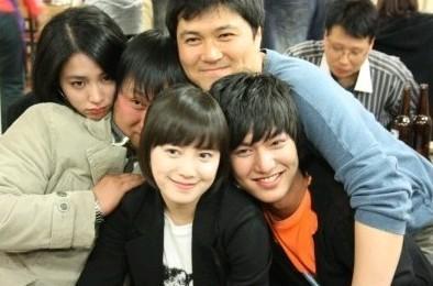 Gu hye sun and lee min ho dating