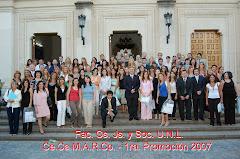 Colación de Mediadores 2007.