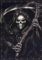 Orixá Iku - A morte