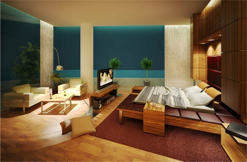 Inspiring Bedrooms Design Main Bedrooms Design