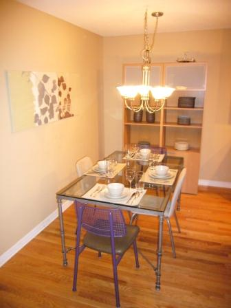 Furnished condo near lake calhoun for rent for Dining room picture 94
