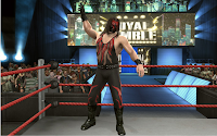MASK KANE ROYAL RUMBLE