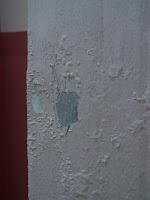 gelembung pada cat tembok