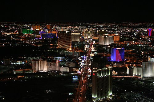 The New Vegas Lights