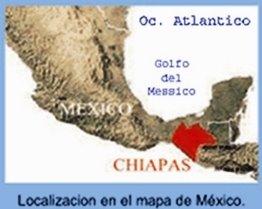 IL Chiapas nel Messico