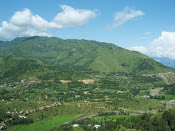 Valley of Chakesar Shangla