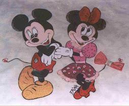 copertina topolino e minnie