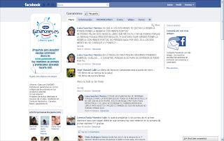 Danone, redes sociales, Facebook