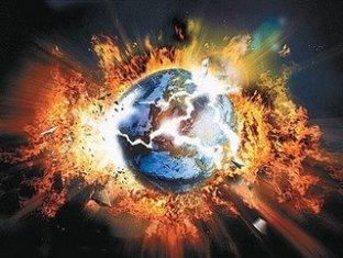 Proyecto HAARP. Un programa de Defensa de Estados Unidos, sospechoso de poder alterar el clima. Planeta-tierra-destruido