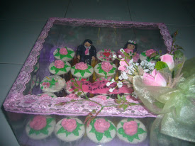 cupcake - hantaran