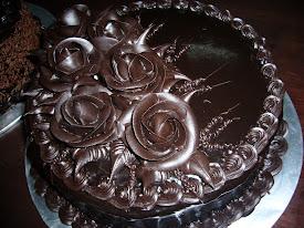 kek coklat