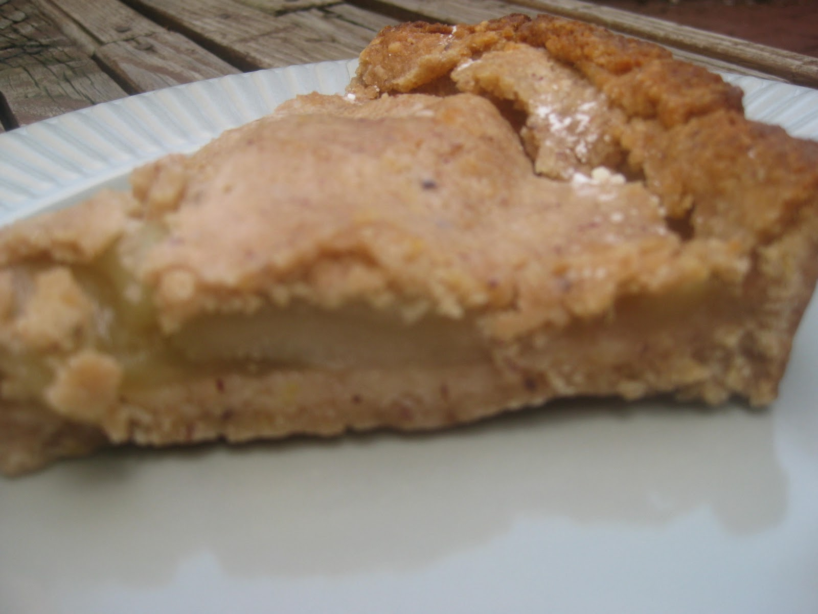 Apple Torte With Breadcrumb-Hazelnut Crust Recipes — Dishmaps