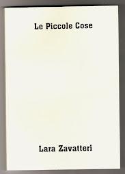 """La copertina del libro """"Le Piccole Cose"""""""