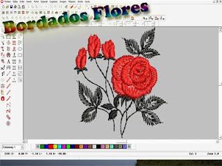 Linda Coleção de Flores - bordados Download