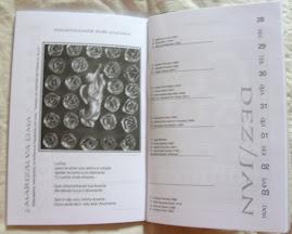 Trabalho com durepox  Anjo e Poesia em Livro
