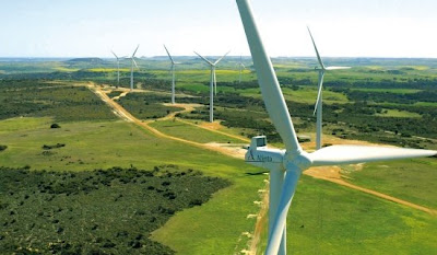 [WIND ENERGY]  FCC of Spain buys into wind energy