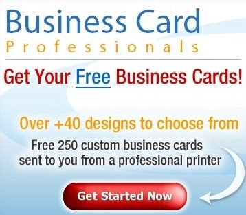 BLOGGERS:  The business cards and a good marketing plan