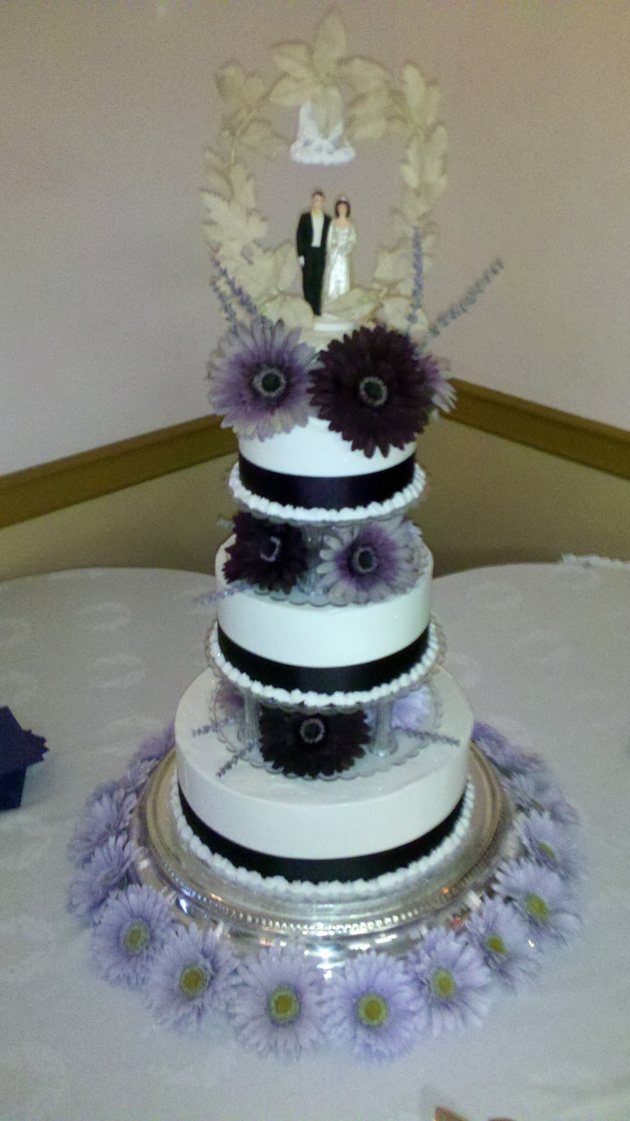 antique wedding cake toppers
