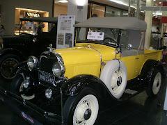 Foi um sucesso a exposição de carros antigos