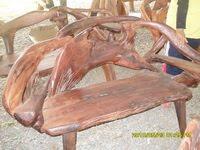 เก้าอี้มีพนักใหญ่