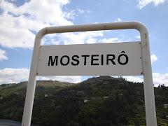 Visita á Estação de Mosteiró