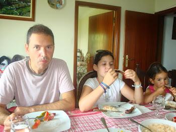 Os bons almoços da Quinta de Caldeira II