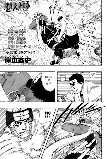 Naruto Manga 473