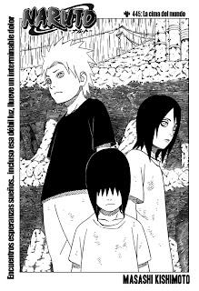 Naruto Manga 445 Español