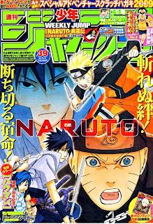 Naruto Manga 460 Español