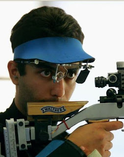 World champion Abhinav Bindra clinched India's first ever individual gold medal at the Olympics, winning 10m air