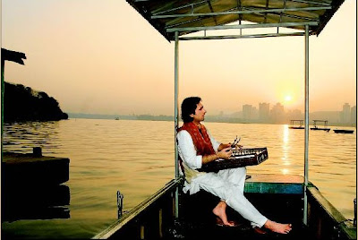 Rahul Sharma Santoor Player