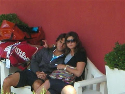 roger federer girlfriend mirka vavrinec