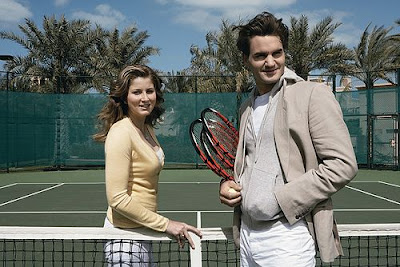 roger federer girlfriend pregnant