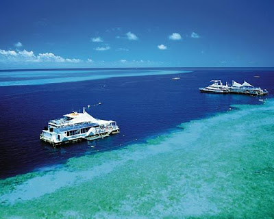 The Great Barrier Reef (GBR)diving