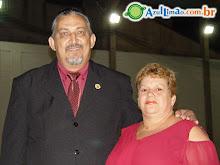 Pastor Milton Vianna e Miss. Deoclair Vianna