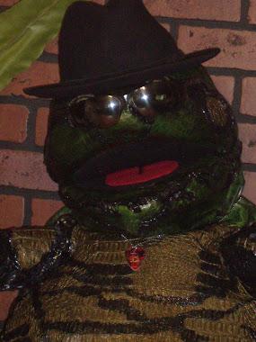 bob the blues frog