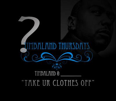 """News // Timbaland présente les """"Timbaland Thursdays"""""""