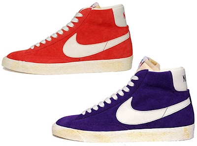 >Lifestyle // Nike Blazer Mid Vintage printemps 2011