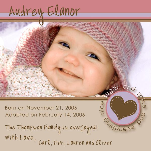 Audrey Elanor