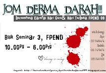 Iklan: Mari Derma Darah