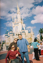 Me and my parents @ Disneyworld