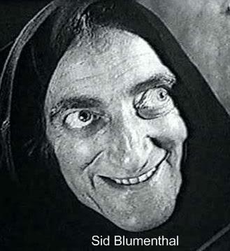 Sid Blumenthal