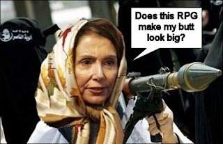Pelosi and RPG