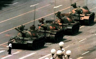 Tiananmen Square Hero