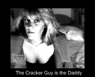 Cracker Guy father of Rielle Hunter's baby