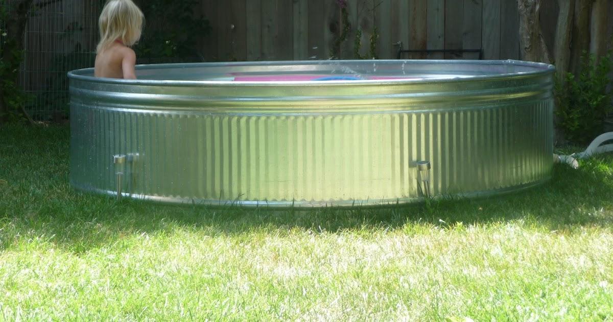 modern blossom stock tank pool. Black Bedroom Furniture Sets. Home Design Ideas