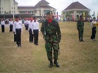 paskibraka kabupaten Bekasi